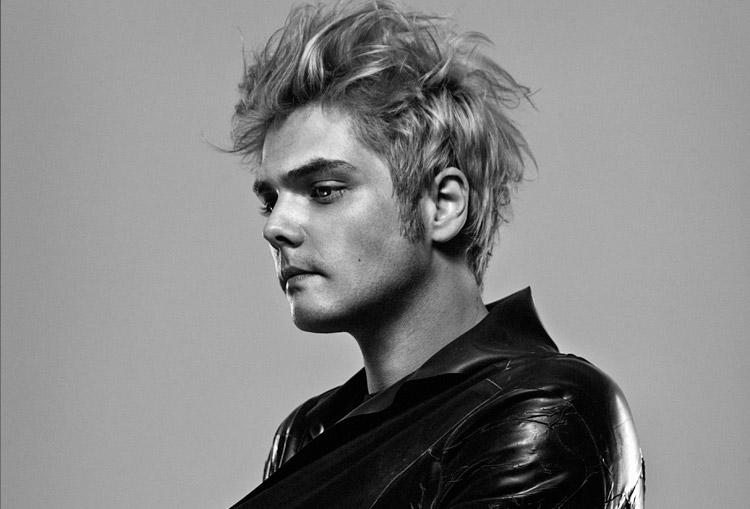Gerard Way Allan Amato