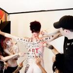 Amanda Palmer: Art of Asking Behind The Scenes
