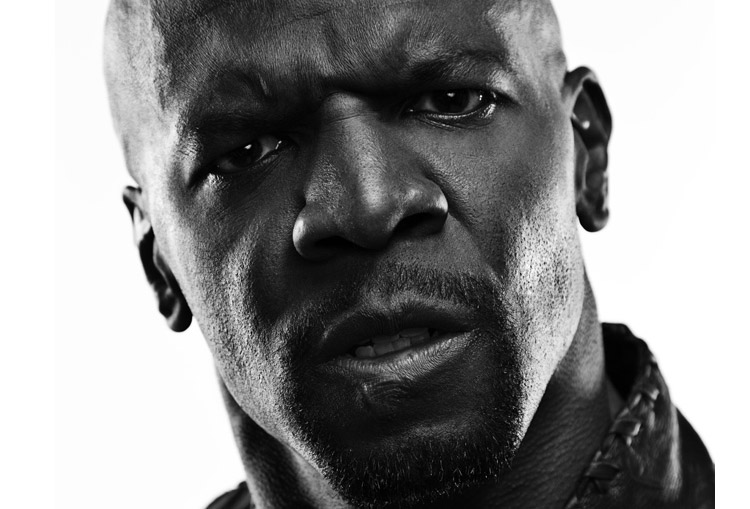 terry crews � allan amato